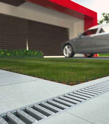 Trench Drains Stormwater Management Aco Canada
